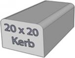 Profil 20x20