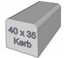 Profil 40x35