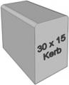 Profil 30x15